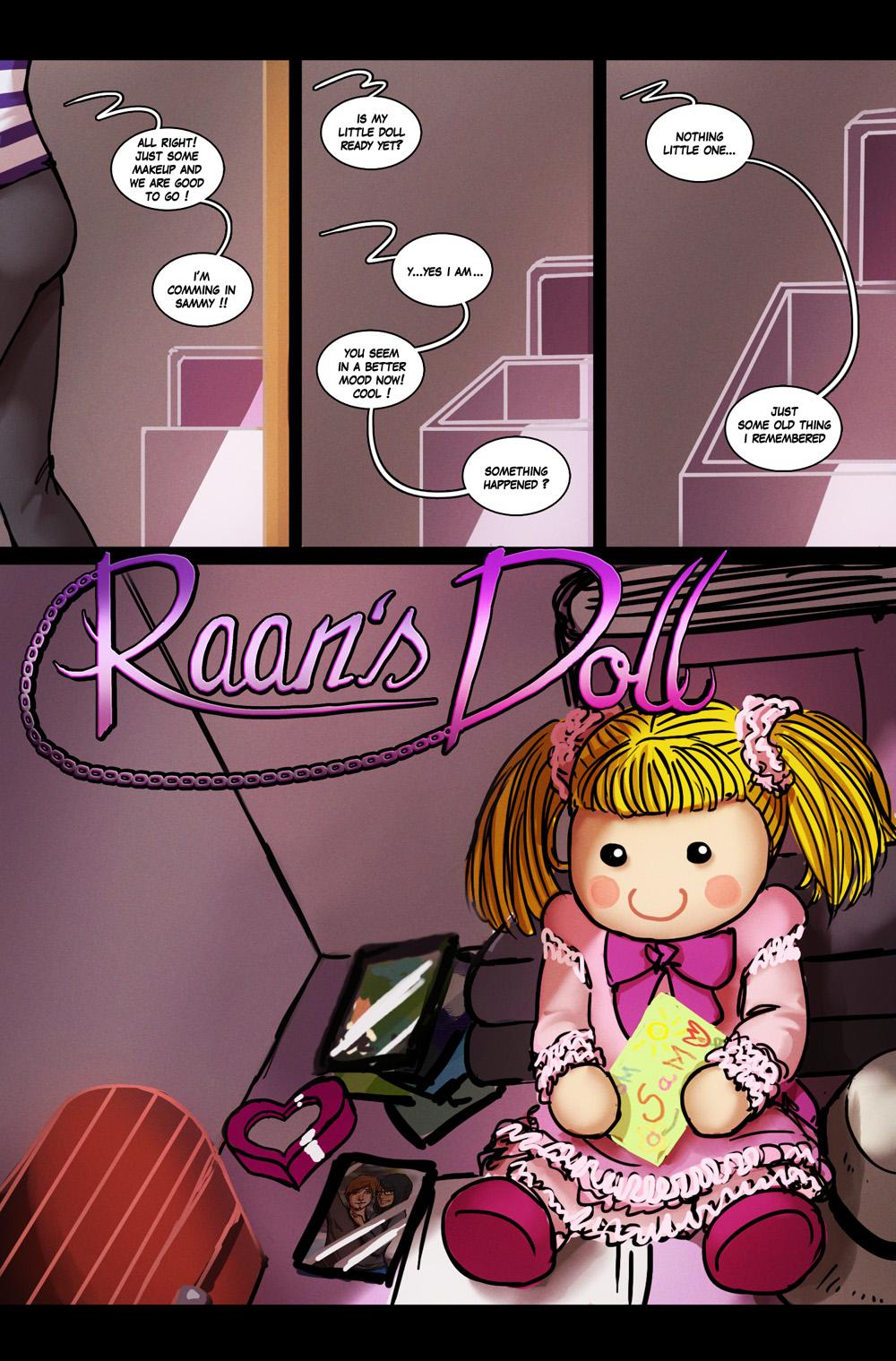 Raan's Doll – C01P16