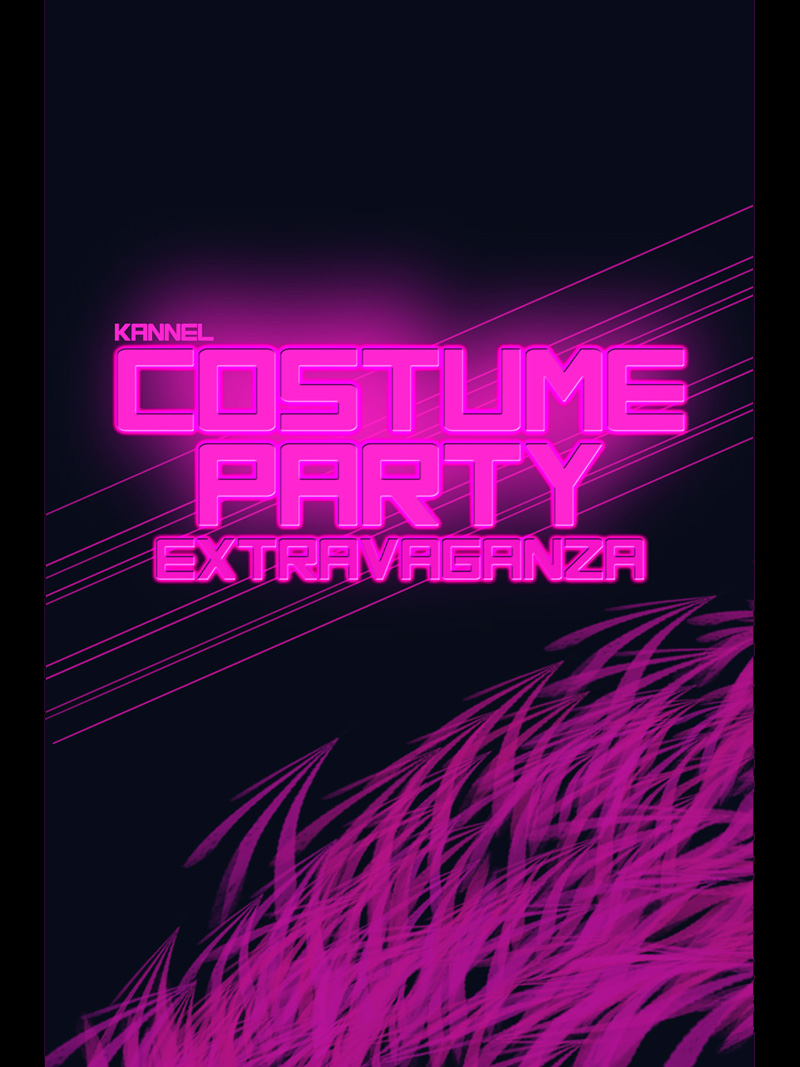 Costume Party – Cover