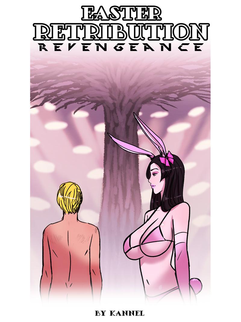 Easter Retribution Revengeance – Cover